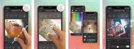 crop videos on iphone 8