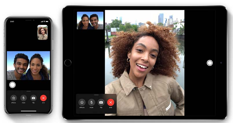 record facetime calls on iphone 8